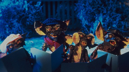 Gremlins in the movie Gremlins.